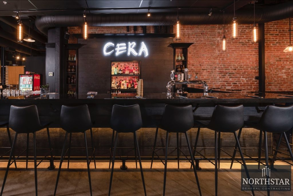 cera korean restaurant - houston electric commercial electrician